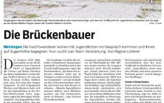Presse Die Brückenbauer